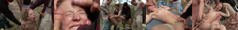 Zbiorowo gwałcona nastolatka na farmie