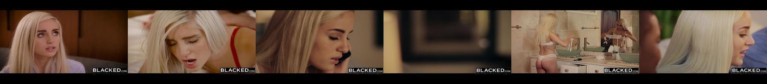 Oreo - dwóch czarnych i piękna blondynka