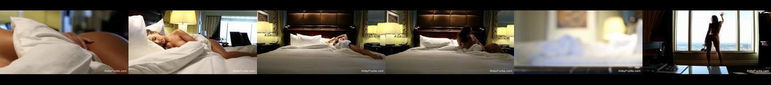 Nastrojowy numerek w hotelu