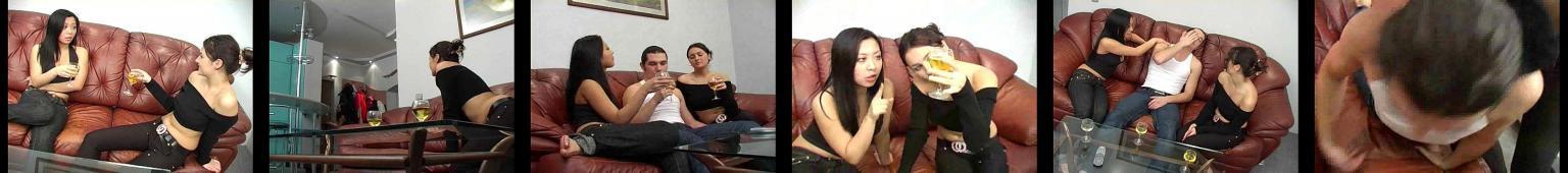 Facet zgwałcony przez dwie kobiety