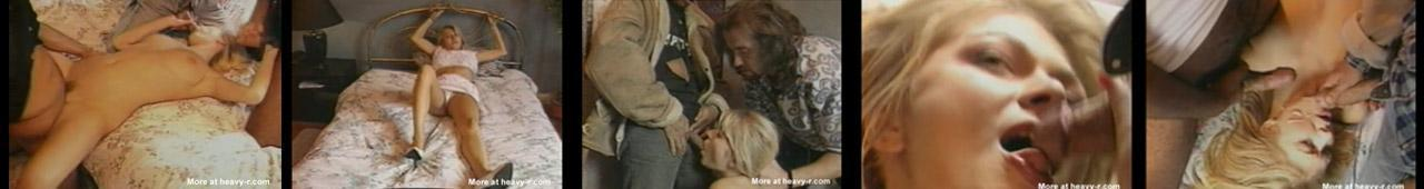 Bezdomni włamywacze gwałcą blondynkę