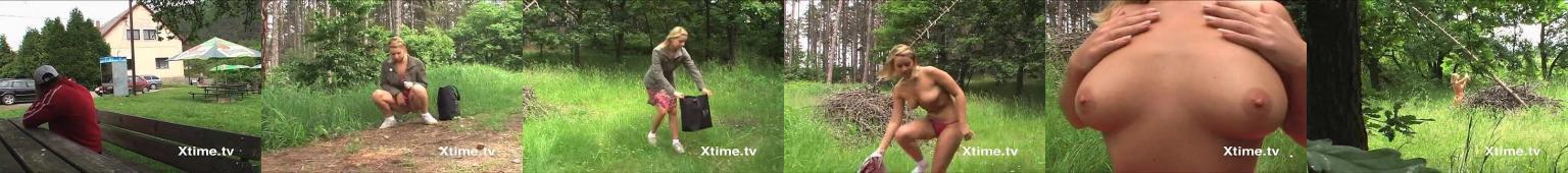 Nudystka zaatakowana w lesie i zgwałcona