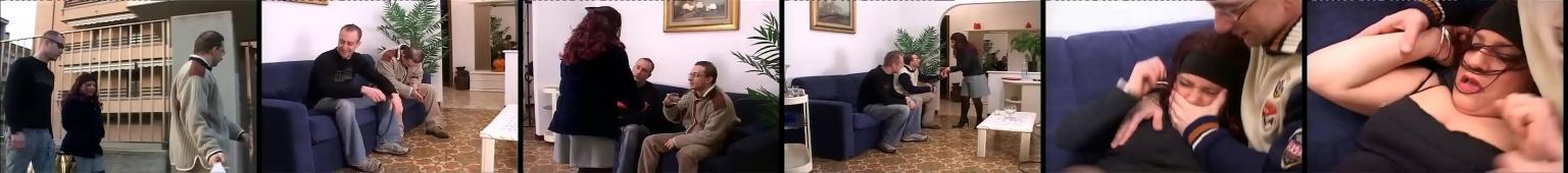 Dwóch facetów zaprasza kobietę a potem ją gwałci