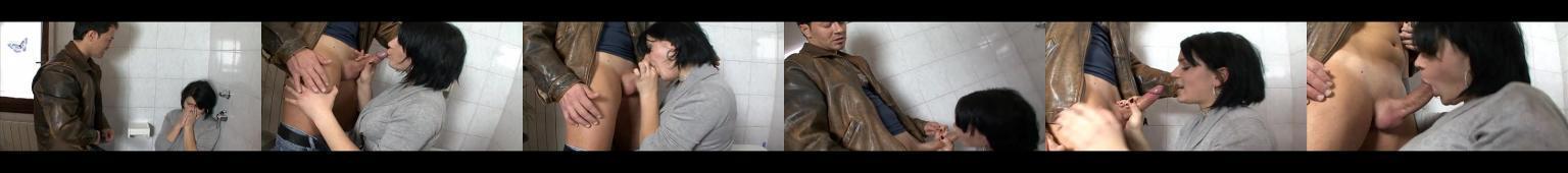 Erotyczny film o gwałcie na kurze domowej