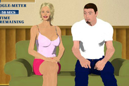 Porno gierka: Zajrzyj jej w biust
