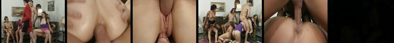 Orgia z dojrzałymi paniami