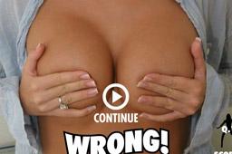 Quiz erotyczne: tyłeczek, cycki czy ramię