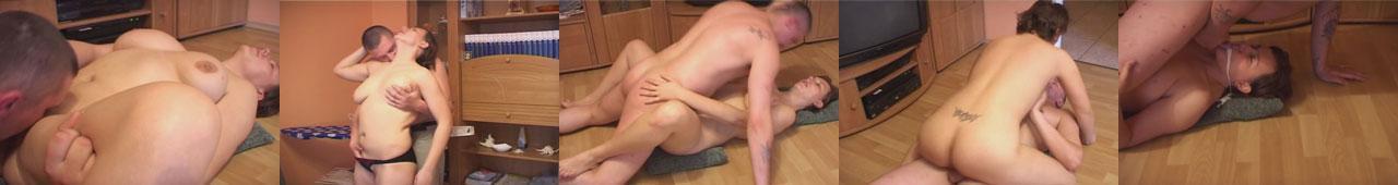 Porno palec analny