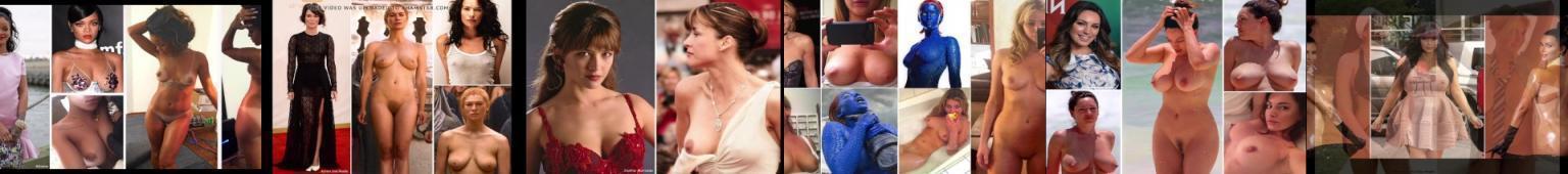 Nagie zdjęcia znanych celebrytek