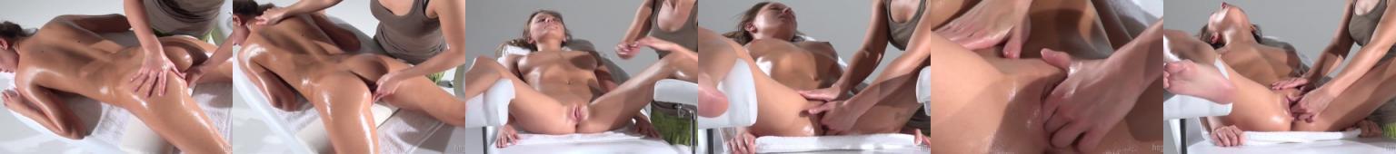 Lesbijskie masaż porno