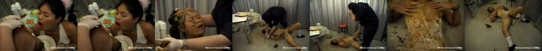 Gówno seks analny porno